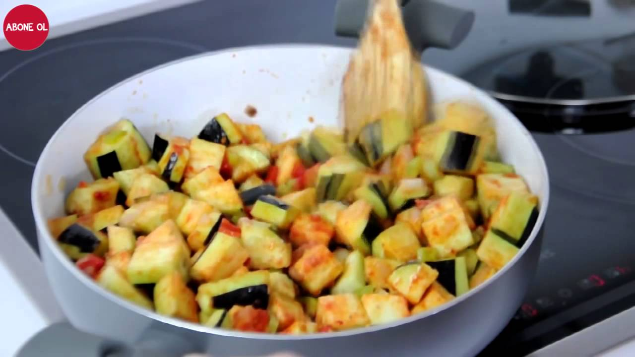 Zeytinyağlı Patlıcan Videosu