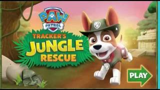 Baby Game - Game for Kids -  PAW Patrol Tracker's Jungle Rescue | Game Kids