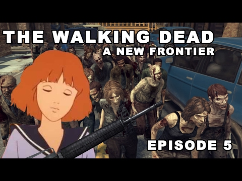 Walking Dead a new Frontier - Episode 5 - It's a small small World!