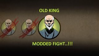 REIGHN OF OLDAGE FULL FIGHT!!...SHADOW FIGHT 2 HACK 2017..Latest Version