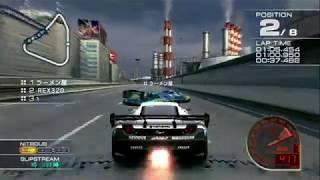 Ridge Racer 7【RAGGIO x PRONZIONE】at Bayside Freeway R