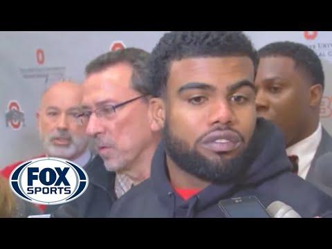 Ezekiel Elliott rips play calling, will not return to Ohio State