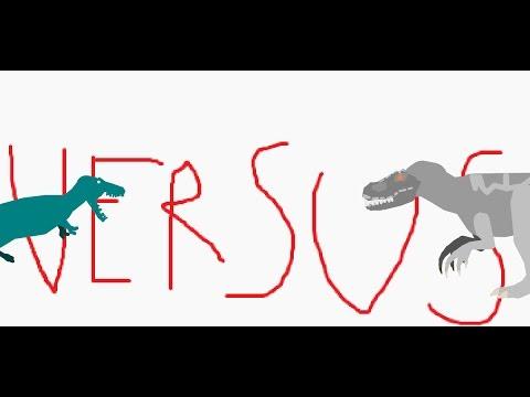 BRS3 Megaraptor Vs Nanotyrannus