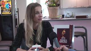 Interview Jackie Groenen | LOG-Sport