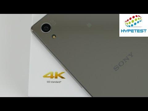 Sony Xperia Z5 Premium - Le test - français - Hypetest - HD