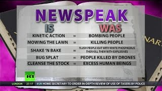 How Words Absolve Mass Murder | Brainwash Update