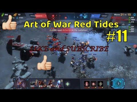"👹 Art of War Red Tides: 👹 ""Din nou înfrângere!!""(Again defeat!!!) - part #11"