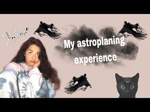 STORY TIME: MY OUT OF BODY EXPERIENCE