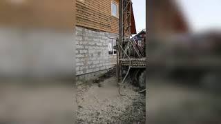 Бурение скважины в деревне Черемыкино Ломоносовского района Ленинградской области