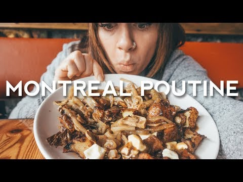 BEST Poutine in Quebec! Where to Find it!