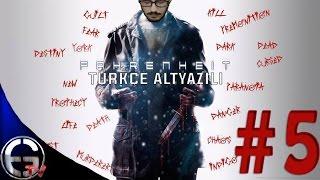 Nostalji : Fahrenheit Türkçe Altyazılı Bölüm 5 : Dava İçin Soyunurum !