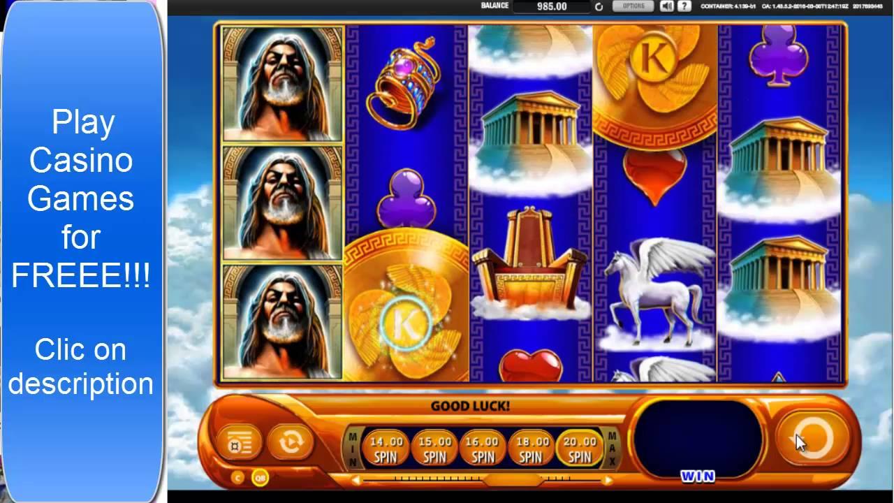 Wms Free Online Casino Games