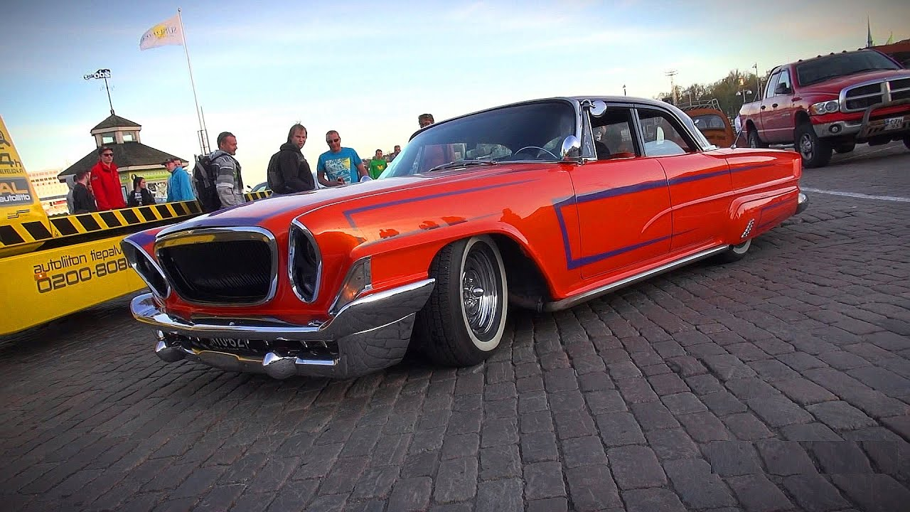 Coolest Custom Ever 1962 Chrysler New Yorker 440 V8