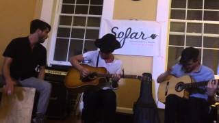 "City of the Sun covers The XX ""Intro"" - Sofar Philly"