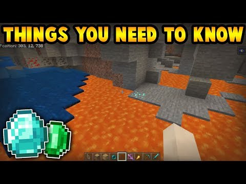 42 Things You NEED To Know In Minecraft