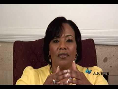 Rev Bernice King: Rev A D King: Brother To The Dreamer