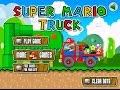 Mario Truck War Games - Super Mario Car Free Online Games
