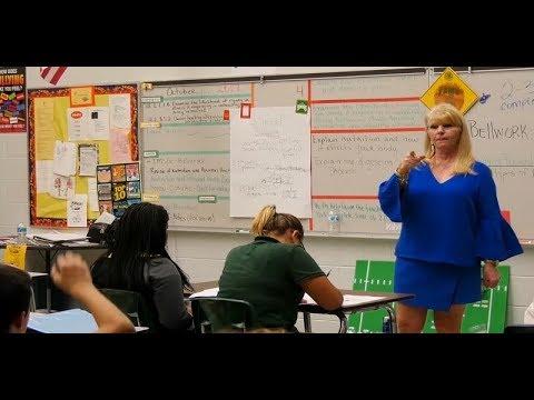 JWB-TV- January 2018 -Anti Bullying Program at Tyrone Middle School