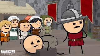 The Execution - Cyanide & Happiness Shorts (Dubbing PL)