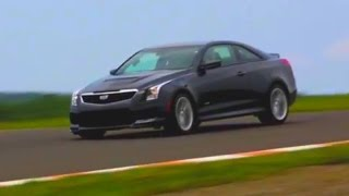 The Cadillac ATS-V On Track WIth The