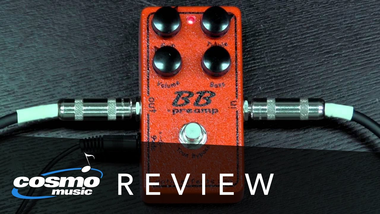 xotic effects bb preamp review youtube. Black Bedroom Furniture Sets. Home Design Ideas