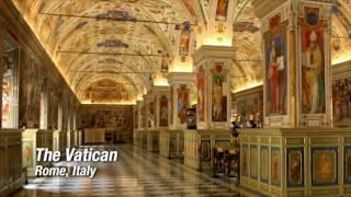 Vatikan plant (Alien) Weltreligion