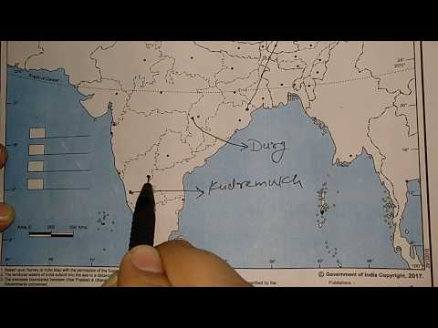 Major Iron Ores In India | Geography | CBSE Class 10th | NCERT
