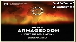 The 'REAL' Armageddon: What the Bible Says (Ezek 38) Live Public Address
