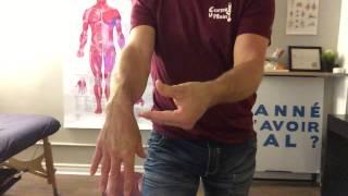 Étirement des muscles de l'avant-bras - Soulager et prévenir tendinite et tunnel carpien