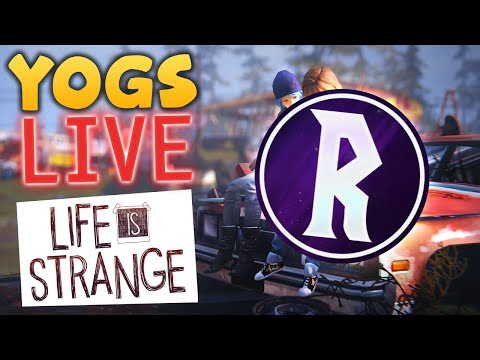 NEVER TAKE A SELFIE - Life is Strange: Episode 1 w/ Rythian! - 22nd August 2016