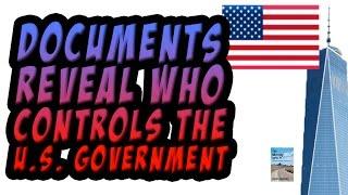REVEALED: Reuters Reports Who Controls U.S. Government! Massive Corruption!