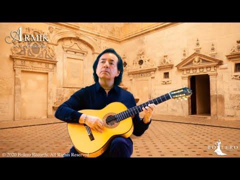 Armik - Cartas De Amor (2020 Version)-(Romantic Spanish Guitar, Nouveau Flamenco)