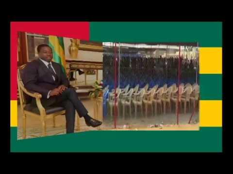 Togo:Tikpi Atchadam en Kotokoli, Pour Les Manifestations.