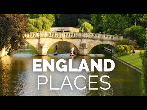 10 Best Places to Visit in England – Travel Video