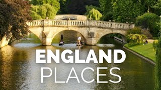10 Best Places to Visit in England - Travel Video
