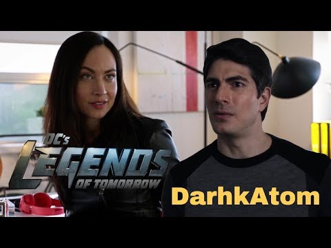 All Ray + Nora Scenes - Legends Of Tomorrow (w/ 4x13)