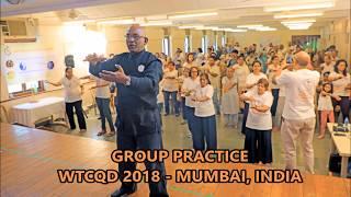 WORLD TAI CHI & QIGONG DAY 2018 - MUMBAI, INDIA