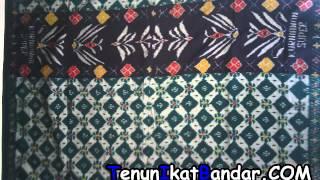 contoh kain tenun
