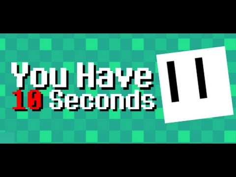 You Have 10 Seconds! (RAGE GAME) - YouTube