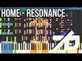 HOME - Resonance (xDEFCONx Remake / Remix)