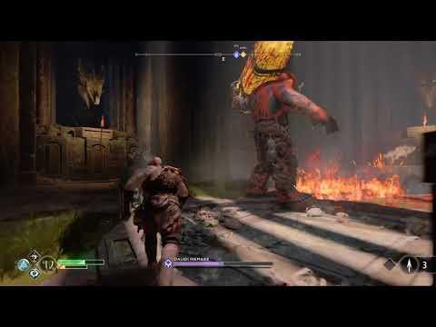 God of War - DAUDI HAMMAR