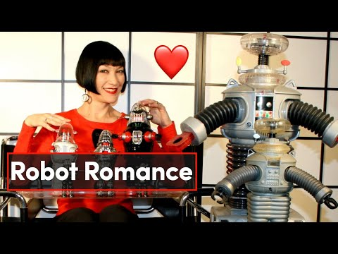 Robot Romance - A toy collector's story.