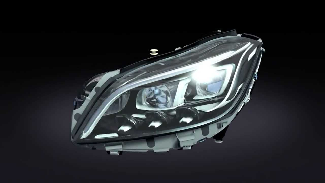 mercedes benz cls adaptive highbeam assist youtube rh youtube com HighBeam Flashlights HighBeam Flashlights