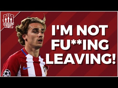 Antoine Griezmann RULES OUT Manchester United Move?