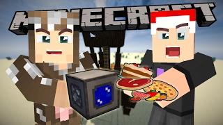 ĐA DẠNG HÓA THỨC ĂN (Minecraft Sa Mạc Lời #7)