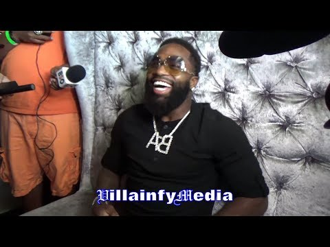 LOL ADRIEN BRONER: ANDRE WARD ONLY ONE WHO CAN KNOCK SOMBODY OUT WITH D*CK SHOTS...