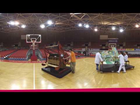 """Handwerk meets """"Play Me I'm Yours"""" - die 360 Grad Piano Challenge"""