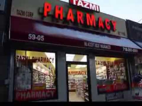 Tazmi Pharmacy,New York