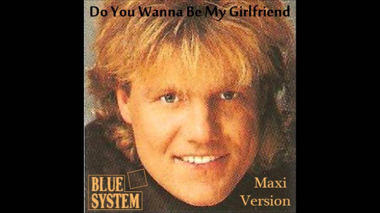 do you wanna be my girlfriend song