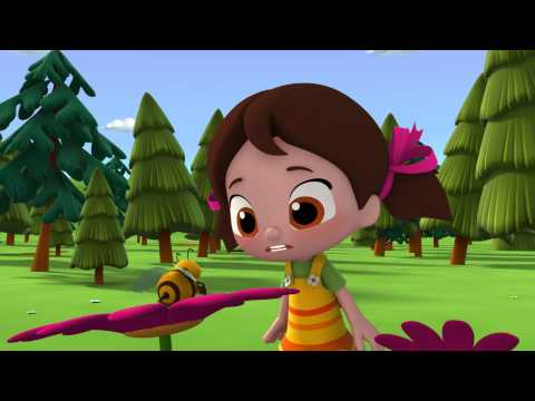 Niloya the BEE Spanish Dubbed Version